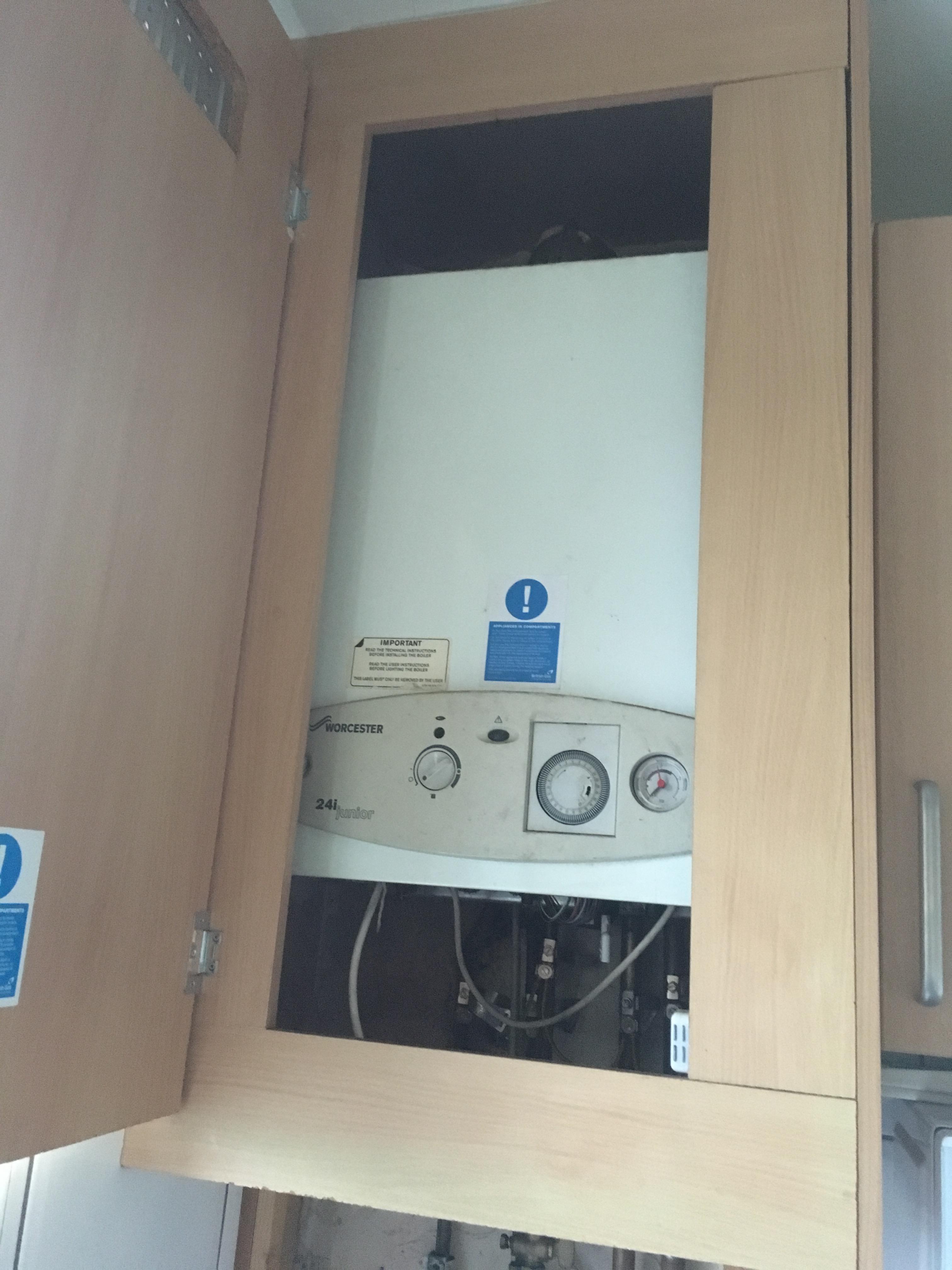 Gunnersbury Central Heating Repair and filter installation   BitBroker